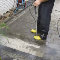 Patio Cleaning Southfields